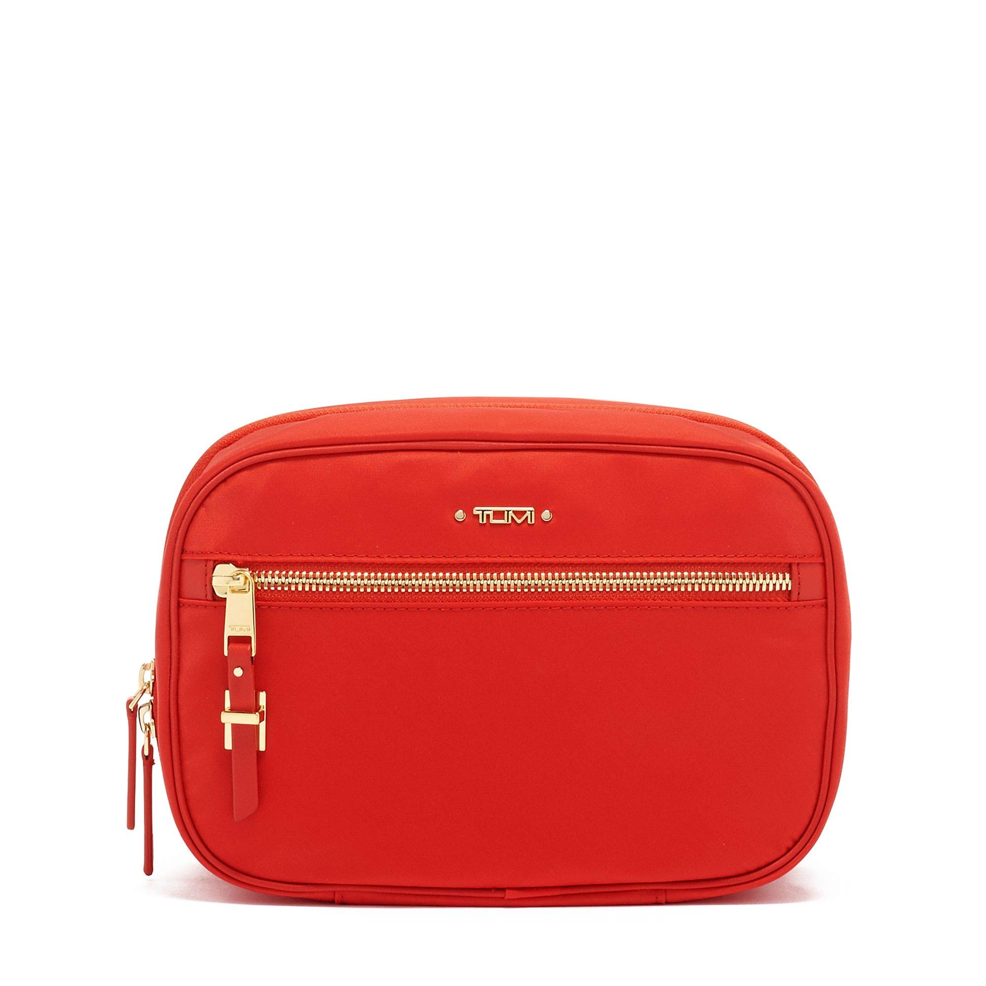 TUMI - Voyageur Yima Cosmetic Bag - Luggage Accessories Travel Kit for Women - Sunset