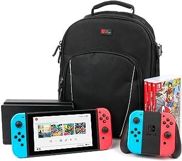 Duragadget – Mochila para videoconsola Nintendo Switch, pantalla ...