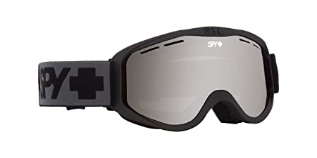 SPY Optic Cadet Snow Goggles Small – Youth Sized Ski, Snowboard or Snowmobile Goggle Clean Design and All Day Comfort Scoop Vent Tech