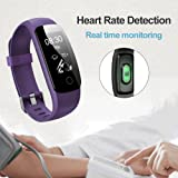 Lintelek Fitness Tracker with Heart Rate