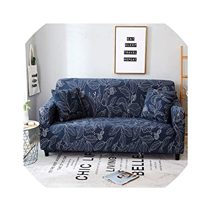 Amazon.com: Slip-Resistant Sofa Cover Luxurious Printing All ...