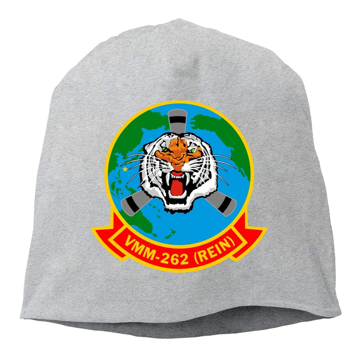 US Marine Corps VMM-262 Unisex Knitted Hat Beanie Hat Warm Hats Skull Cap Beanie Hat