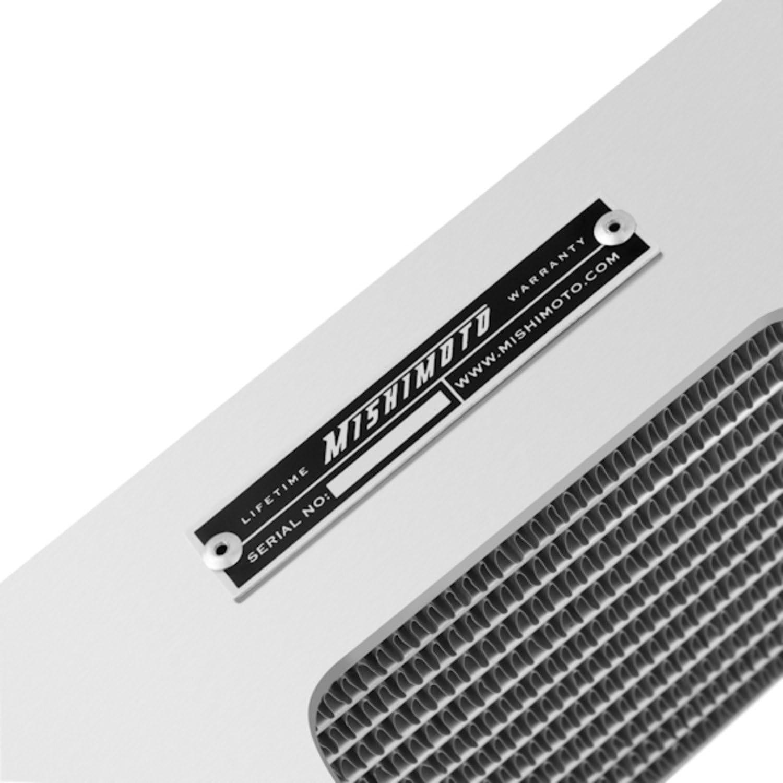 Mishimoto MMDB-RMZ450-08LX Left Side Braced Aluminum Radiator for Suzuki