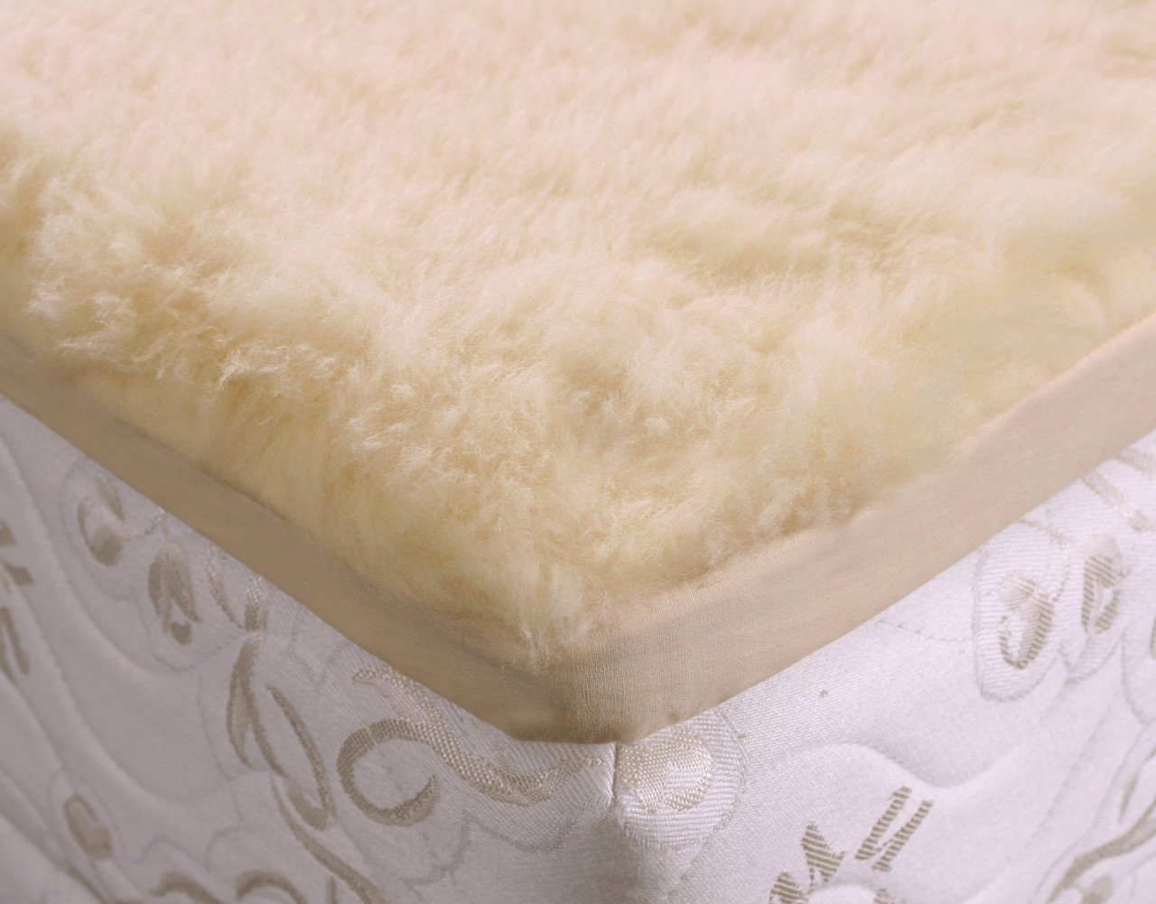 Natura Latex Snuggletop Latex Mattress Topper Mattress Topper Size=Twin