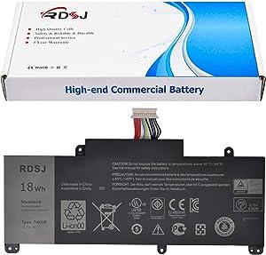 74XCR 3.7V 18Wh Laptop Battery Compatible Venue 8 Pro 5830 T01D Windows VXGP6 X1M2Y Series Tablet 074XCR