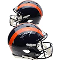 $712 » Khalil Mack Chicago Bears Autographed Riddell Throwback Speed Authentic Helmet - Fanatics Authentic Certified