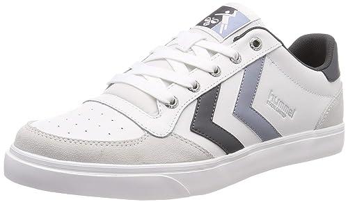 sports shoes b4d33 fb75a hummel Unisex-Erwachsene Stadil Low Sneaker