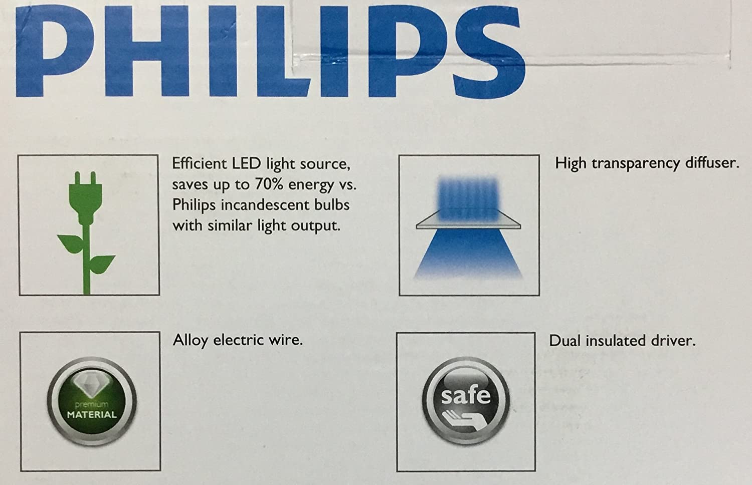 Buy Philips Cove Rope Light 5 Meters Warm White Yellow Online At Phillips Drivers Wiring Diagram Led Low Prices In India