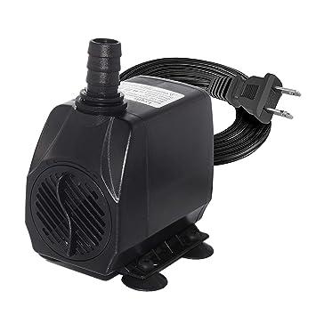 Amazon Com Lyqily 740gph Water Pump Ultra Quiet 55w Submersible