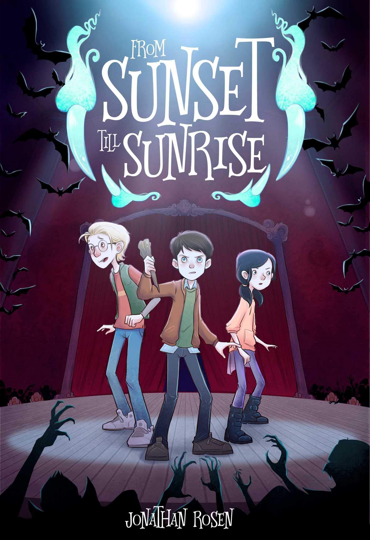 From Sunset Till Sunrise: Devin Dexter #2: Jonathan Rosen