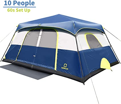 6 /& 4 person USED TENT  Parts Coleman instant tent 8