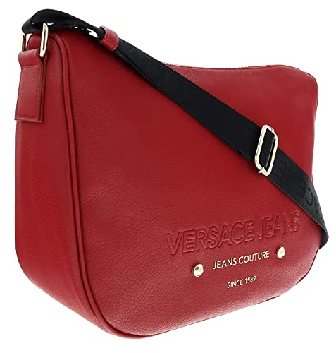 Versace Jeans BORSE E1VSBBS470789500 LINEA S DIS. 4 ROSSO 500  Amazon.it   Scarpe e borse 7452c301055