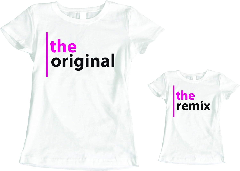 Tale Figlia Idea Regalo in Cotone by fashwork Coppia T-Shirt e Body Madre Figlia Festa della Mamma Tale Madre