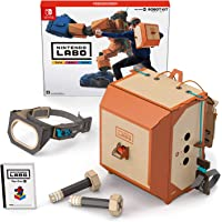 Nintendo Labo Toy-Con 02 Robot Kit - Switch Japanese Ver.