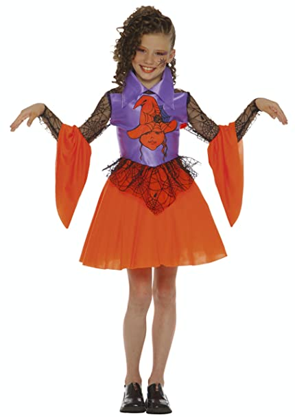 César - Disfraz de sevillana para niña, talla 7 años (G735 ...
