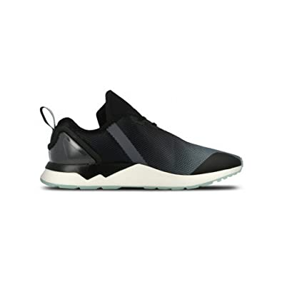 promo code 803a0 f343a Image Unavailable. Image not available for. Color  Adidas Men ZX Flux ADV  Asymmetrical (black ...