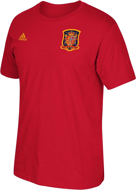 adidas Adult Men Global Soccer Jersey Hook S/S Tee