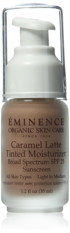 Eminence Caramel Latte Tinted Moisturizer Spf 25 (Light To Medium), 1.2 Ounce EM-2235