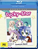 Lucky Star: Complete Series And Ova [Blu-ray]
