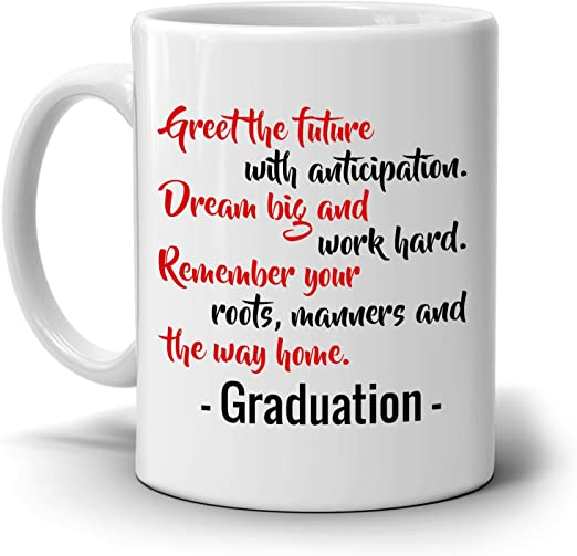 com inspirational college graduation quotes gift