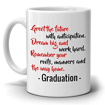 Amazon.com: Inspirational College Graduation Quotes Gift ...