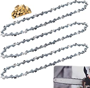 Broadsheet 3 Pcs 14 Inch Chainsaw Chain, 3/8