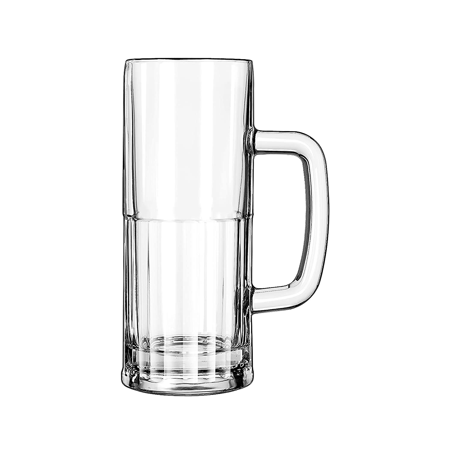 Amazon Com Libbey 5360 Glass Barware 22 Oz Beer Mug Industrial Scientific