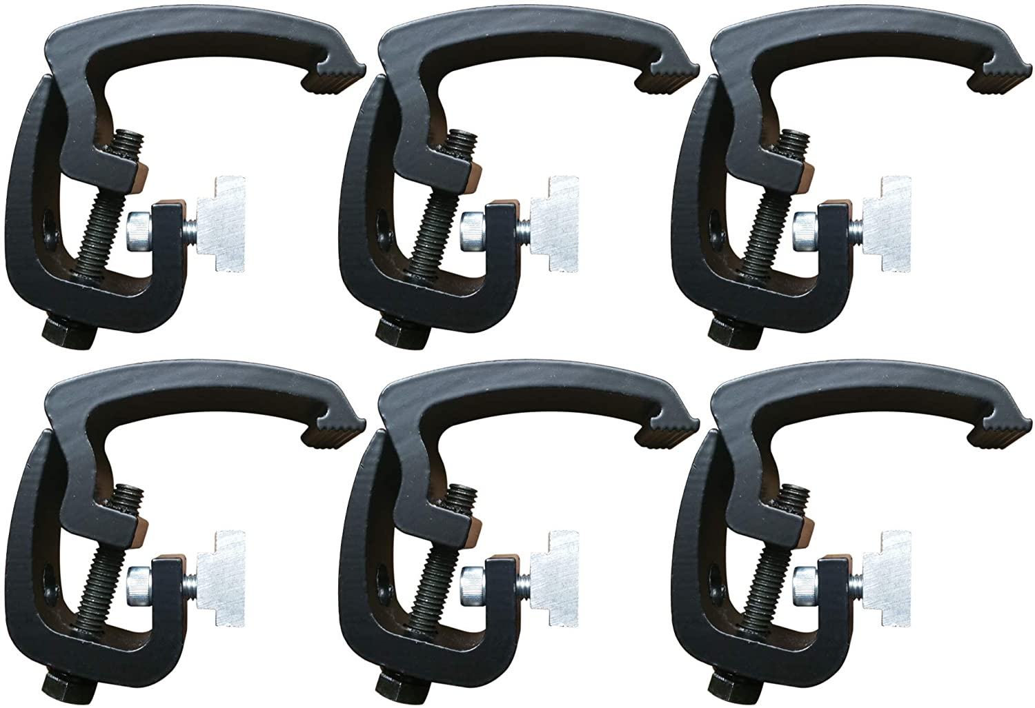 Silver Compatible with Toyota Tacoma 4 Pack Mounting Channel Track Truck Topper Cap 2005 /& Newer API Clamps Camper Shell