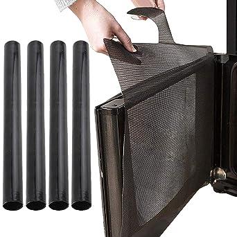 Spares2go - Protector de salpicaduras universal para puerta de ...