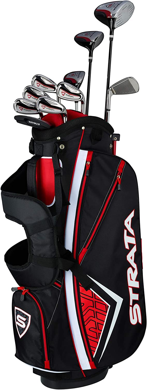 Callaway Men's Strata Plus Complete Golf Set (14-Piece)
