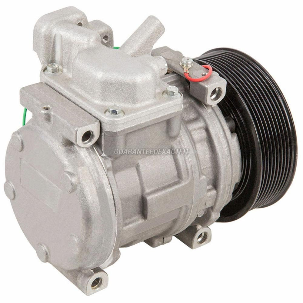 New AC Compressor /& A//C Clutch Replaces 10Pa15C Style BuyAutoParts 60-03366NA NEW