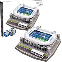 Puzzle 3D Estadio Real Madrid Santiago BERNABEU