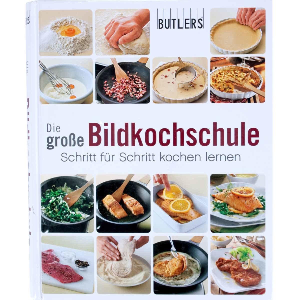 Butlers Die große Bildkochschule Gebundenes Buch B00ZE1UVJK
