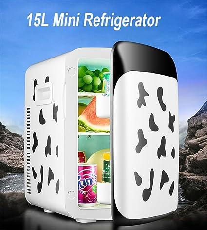 Amazon.es: AMYMGLL Refrigerador del Coche 15L/Vaca Mini ...