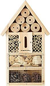 Pearl Casa para insectos : kit de hotel para insectos, caja de ...