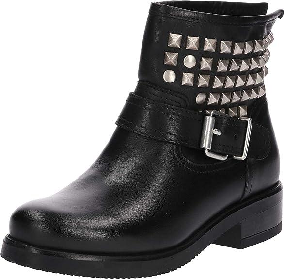 Zign Women's Ankle Boots Black Size: 7
