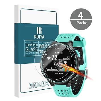 Protector de vidrio templado Ruiya, ultraclaro, protector de pantalla, dureza 9H, para