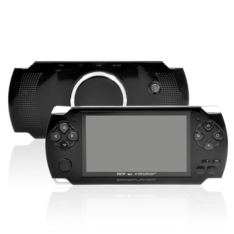 Reproductor MP5 Portátil 4GB HD TFT pantalla de 4.3 pulgadas FM ...