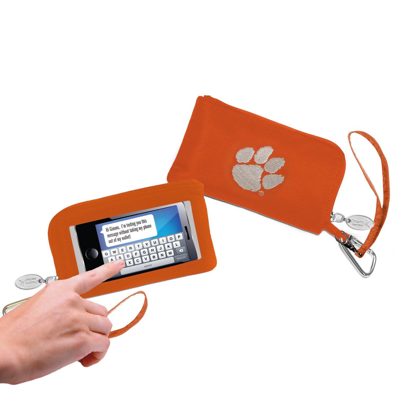 NCAA Clemson Tigers ID Wallet