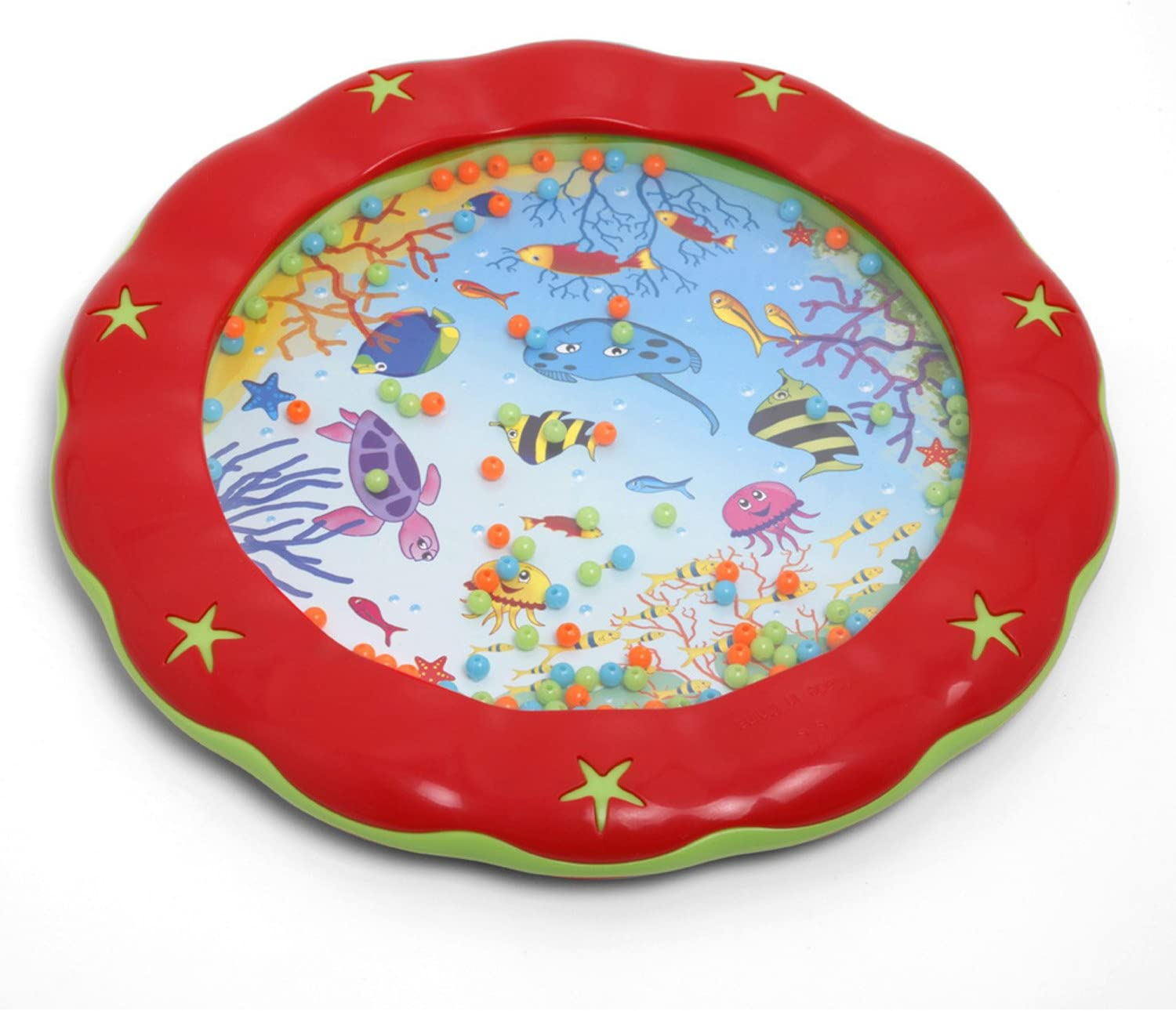 "Hohner Kids Mp483 Toddler 8.5"" Wave Drum"