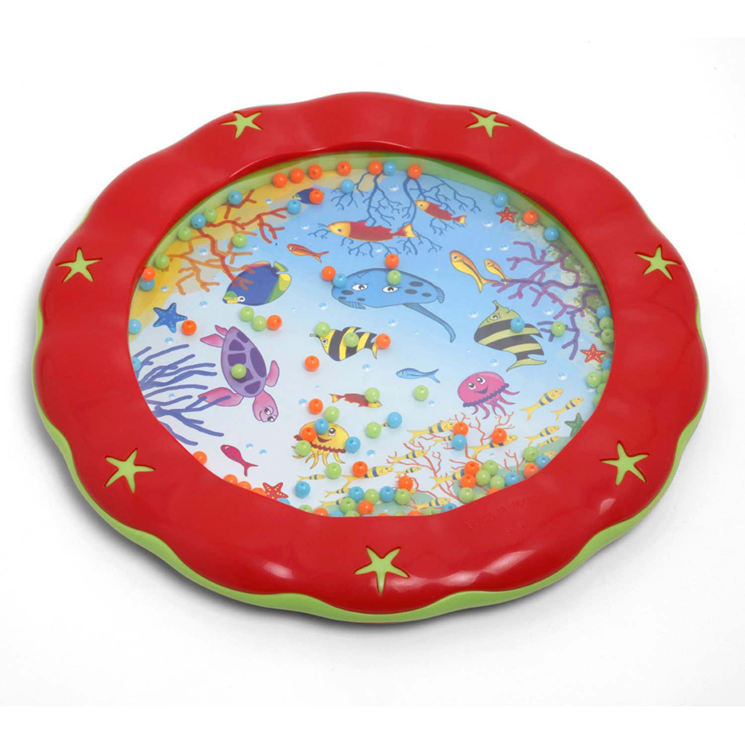 Hohner Kids Musical Toys MP483 Ocean Drum, Colors may vary
