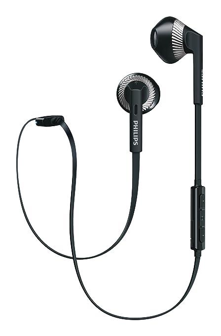22 opinioni per Philips SHB5250BK Auricolari Bluetooth con Microfono, Nero
