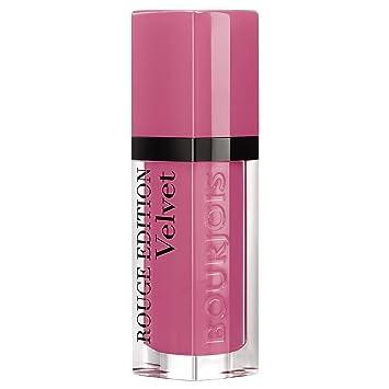 Bourjois Rouge Edition Velvet Liquid Lipstick 11 So Happink Pinks