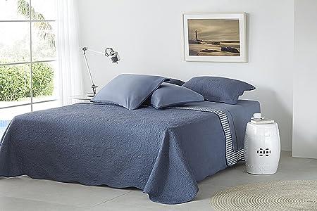 f1fd6572ff Kit colcha Boutis Rachel Buddemeyer Boutis Rachel Branco Solteiro Tecido  100% Algodão