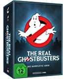 The Real GHOSTBUSTERS - Komplette Serie (21 DVDs)<BR> <BR>
