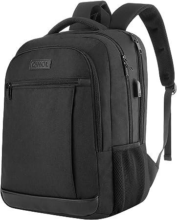 Waterproof Laptop Backpack 15.6 Inch Travel Shoulder Bag for Women and Men