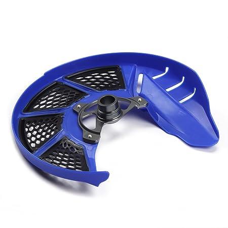 Amazon.com: Front Brake Disc Rotor Guard Cover Protector For YAMAHA YZ125 YZ250 08-17 YZ250F YZ450F 07-13 YZ125X YZ250X WR250F WR450F 06-16: Automotive