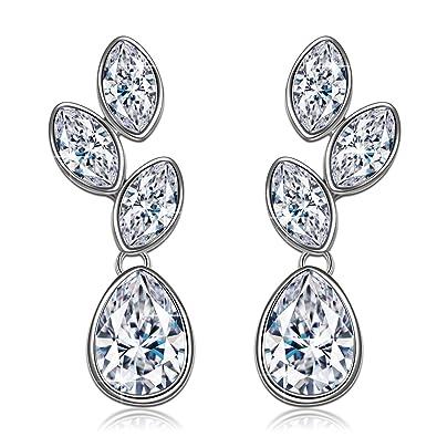 jnina belleza tranquila pendientes mujer swarovski cristales joyeria regalos cumpleanos regalos navidad regalos san