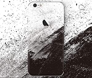 DowBier iPhone Bottom Decal Vinyl Skin Sticker Cover Anti-Scratch Decal for Apple iPhone (Flow Ink, iPhone X)