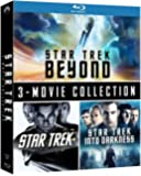 star trek / star trek into darkness / star trek - beyond (3 blu-ray) box set BluRay Italian Import
